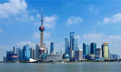 《航拍中国》 上海 精编版