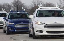 福特自动驾驶专利 将雷达藏入后视镜内