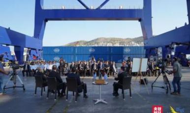 9年時間,這個港口的吞吐量增加了近五倍!究竟為啥?